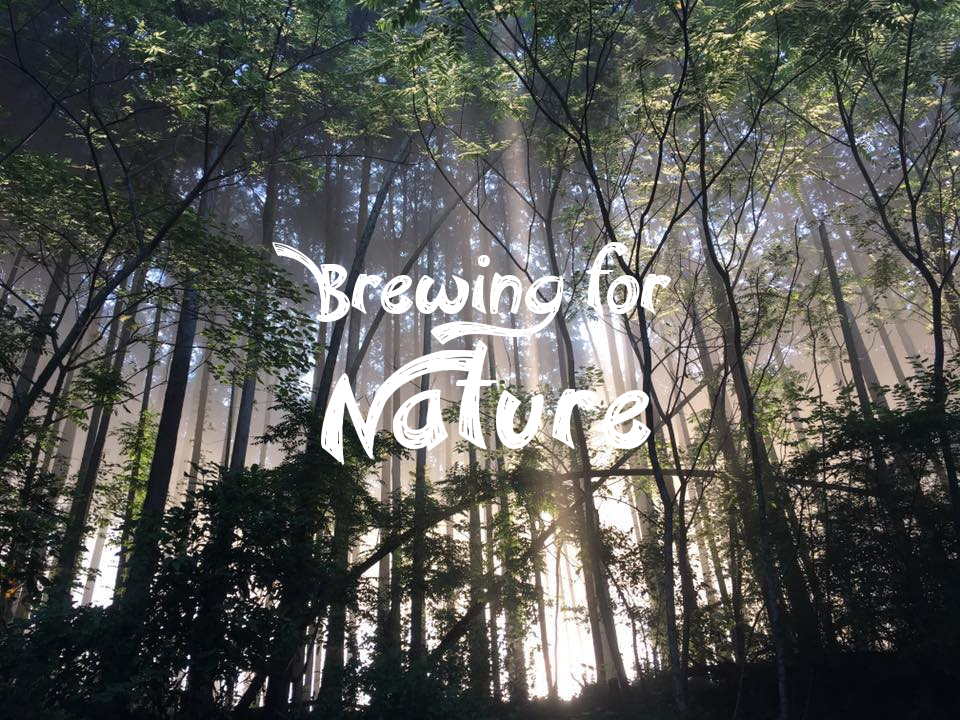 Brewing for nature